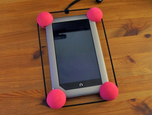 iBallz on a Nook Tablet