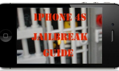 iPhone 4S Jailbreak Guide