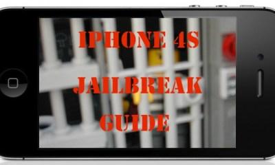 iPhone 4S Jailbreak Guide