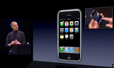 iPhone Announced