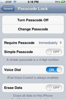 How to Secure Your iPhone With a Complex Passcode