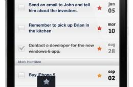 producteev iPhone