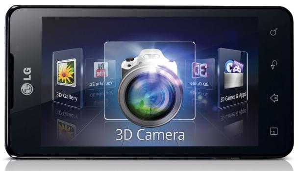 LG Announces the Optimus 3D Max