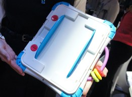 Laugh and Learn Apptivity Case for iPad - Back