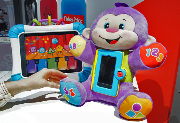 Laugh and Learn Apptivity Monkey
