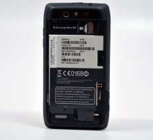 Droid 4 Review - Battery
