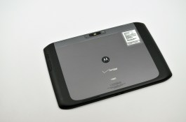 The Droid XYBOARD has a great shape and finish, that invites you to carry it.