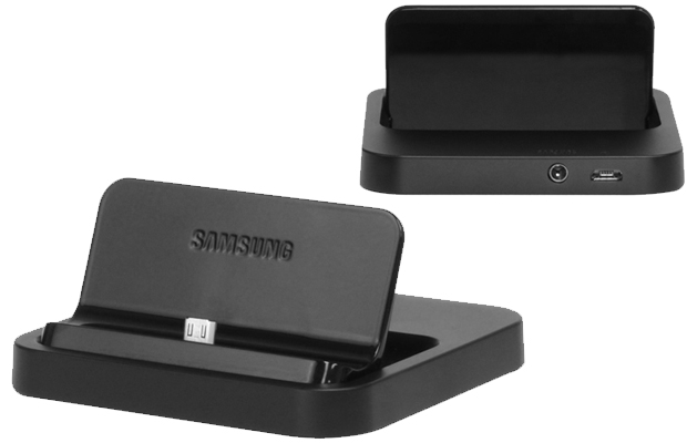Galaxy Note i717 Desktop Dock & Wall Charger