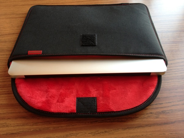 Rickshaw MacBook Air Sleeve Flap