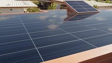 New Solar Pannels