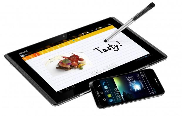 PadFone Stylus Headset+PadFone+PadFone Station