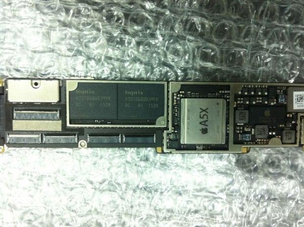 Apple A5X processor