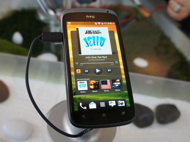 HTC One S: Hardware, Software, Release Date