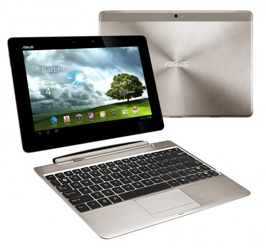 Asus Announces Two New Transformer Pad Tablets