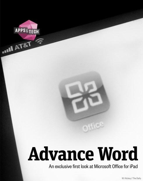 Office for iPad Leak Ignites War of Words