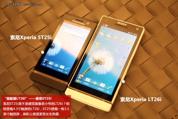 Sony Xperia U Photos Leak Ahead of Launch
