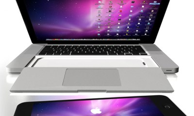Magic MacBook Pro by Yanko Designs