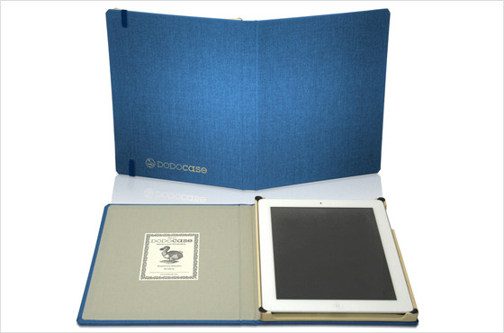 DodoCase Essentials for ipad inspired by california colors
