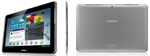 Galaxy Tab 2 10.1 Gets Closer to Launch