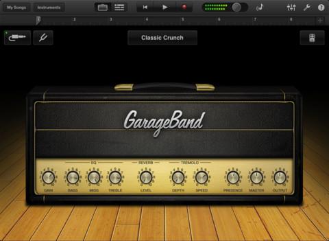 Garageband for iOS