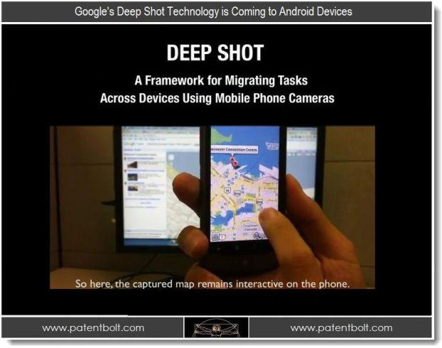 Google Deep Shot Sync