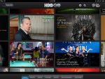HBO GO Review - Home Screen