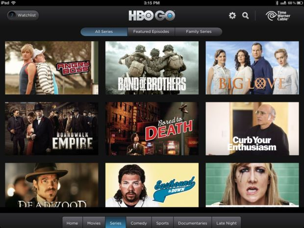 HBO GO Review - Selection