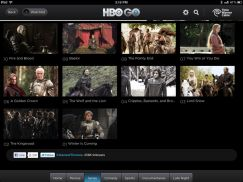 HBO GO Review - Series