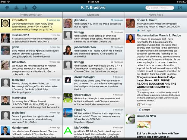 Hootsuite [iPhone, iPad]