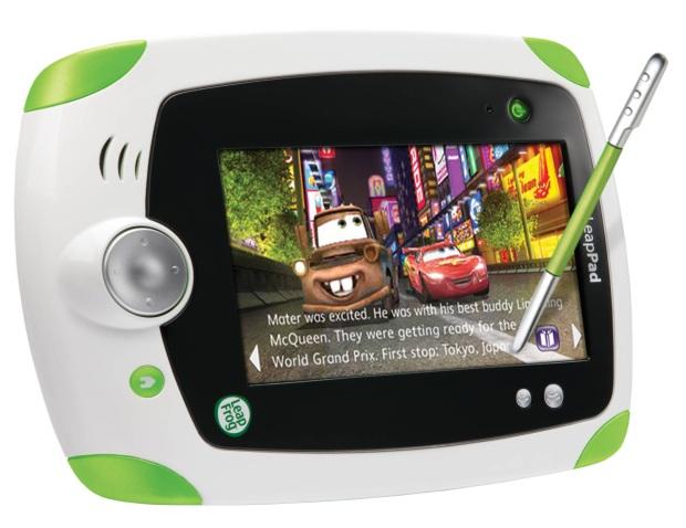 LeapFrog LeapPad -- Ages 4 - 9 ($99.99)