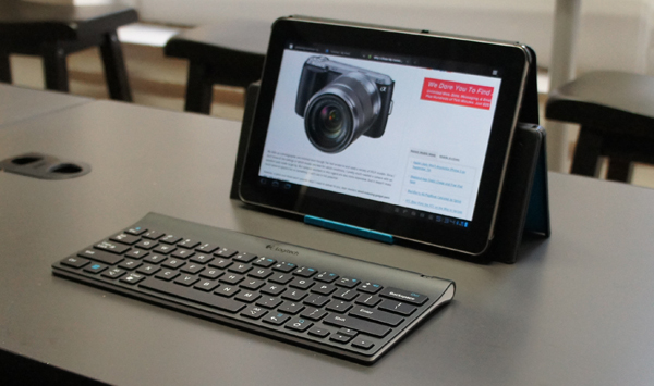 Logitech Tablet Keyboard for Android and iPad