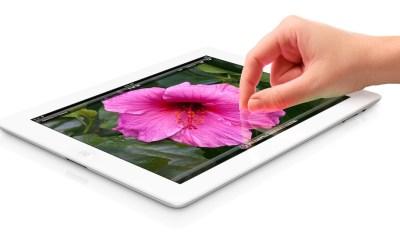New iPad is the iPad 3