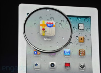 New iPad Retina Display