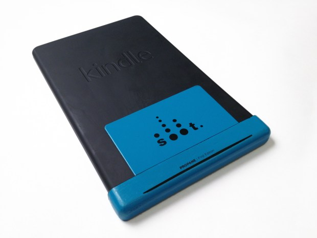 Soot Kindle Fire Case