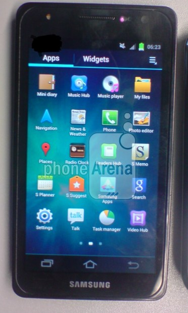 Samsung GT-i9300 Photos Leak: Is This The Galaxy S III?