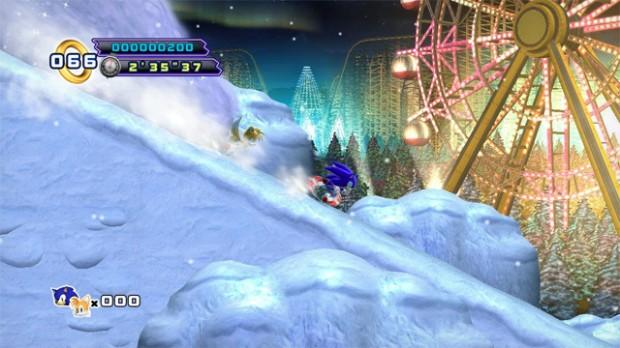 Sonic the Hedgehog Episode II