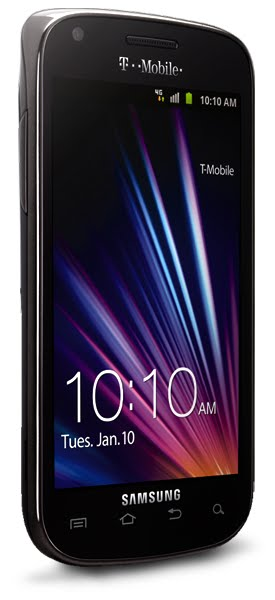 Samsung Galaxy S Blaze 4G Now Available on T-Mobile