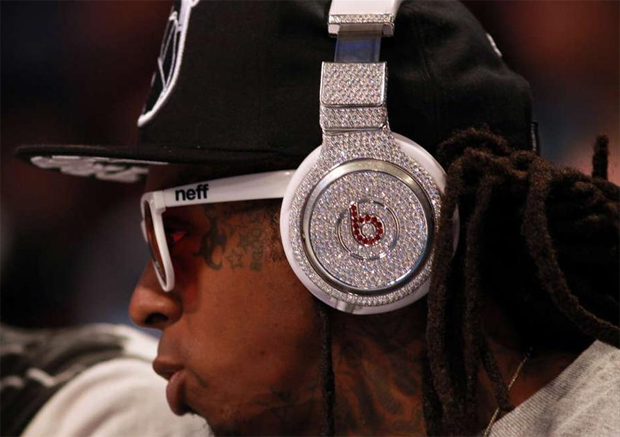 Beats by Dr Dre and Graff Diamonds - $1,000,000