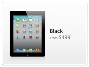 iPad 3 Price