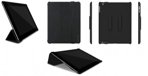 iPad 3 smart cover with rear protection