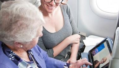 iPads on Jetstar flights