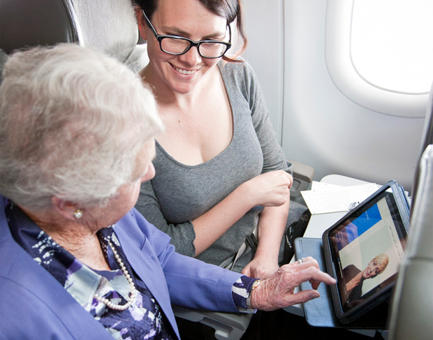 iPads on Jetstar flights