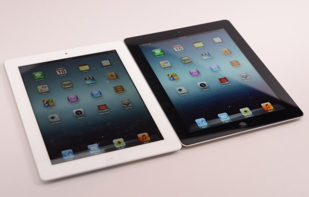 New iPad Shipping Times Improve