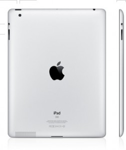 Source Confirms iPad 3 with 4G LTE