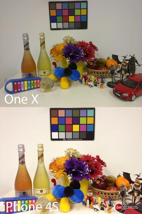 iPhone 4S vs. HTC One X: Camera Comparison