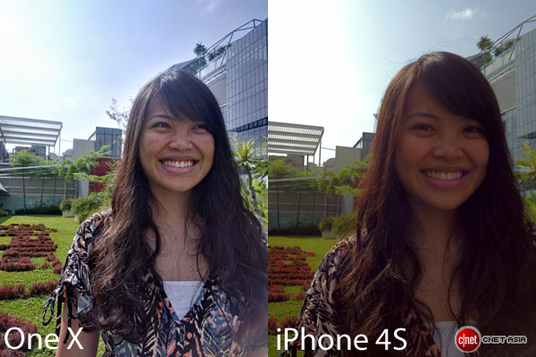 iPhone 4S vs. HTC One X: Camera Comparison