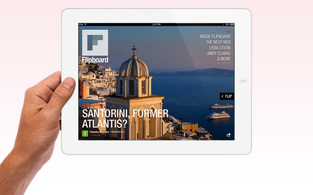 Flipboard for iOS Updated to Support iPad's Retina Display