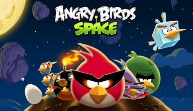 Angry Birds Space for Windows Phone in the Works