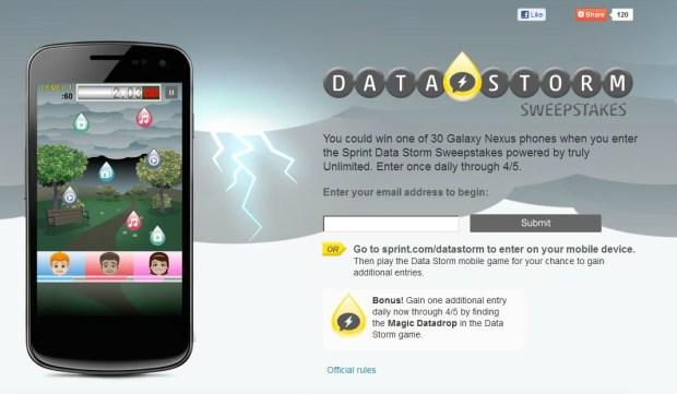 Samsung Galaxy Nexus Hitting Sprint in April?