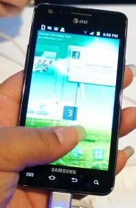 AT&T Galaxy S II